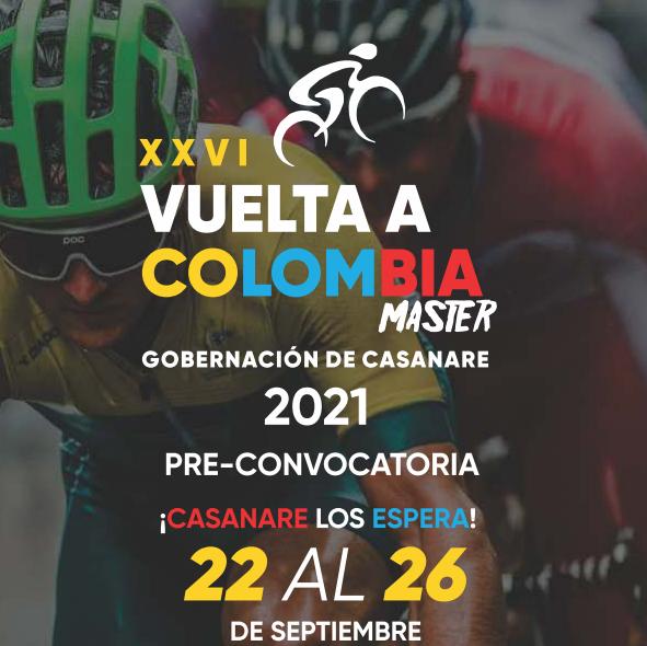 XXVI VUELTA A COLOMBIA MASTER GOBERNACION DE CASANARE 2021